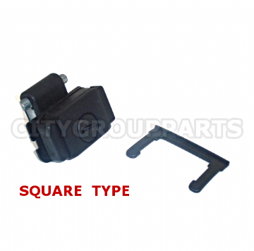 VOLKSWAGEN POLO MK 95 TO 2000 GLOVE BOX LOCK CATCH MECHANISM SQUARE SHAPE TYPE